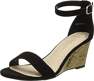 Womens Stickler Ankle Strap Heels New Look