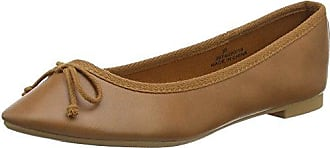 Purist PU - Ballerines - Femme - Beige (tan/18) - 36 (UK 3)New Look