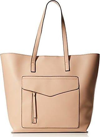 Womens Metal Side Shoulder Bag Off-White (Oatmeal) New Look