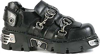 Black Leather M.994 C1 Men Women Custom Made Available on 35 days custom made Size 42 New Rock