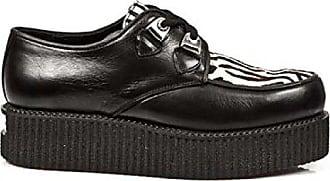 Black Leather M.Bl005 C2 Custom Made Bailarinas Bailarinas Women Bailarinas Available on 35 days custom made Size 37 New Rock