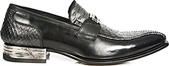 Black Leather M.Nw125 C2 Men Vip Vip Custom Made Vip Available on 35 days custom made Size 41 New Rock