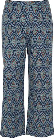 Gerade geschnittene Hose aus Baumwollgewebe Nice Things
