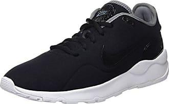 Tanjun Racer, Sneakers Basses Femme, Noir (Black/Black-White 005), 36 EUNike