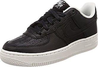 Nike Force 1 (TD), Zapatillas de Estar por Casa Bebé Unisex, Negro (Black/Black/Black 009), 22 EU