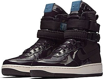 Nike Air Force One SF Special Field AF-1 SE Premium Prm  Port Wine  Exclusive Collection Schuhe Damen + Bolsa