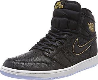 Nike Stefan Janoski Max L, Chaussures de Skateboard Homme, Noir (Blackwhite 002), 36.5 EU