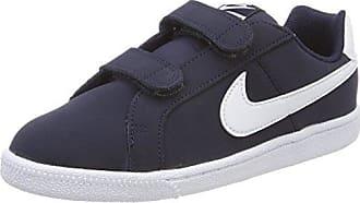 Nike Court Royale (TDV), Zapatillas de Estar por Casa Bebé Unisex, Negro (Black/Black 001), 17 EU