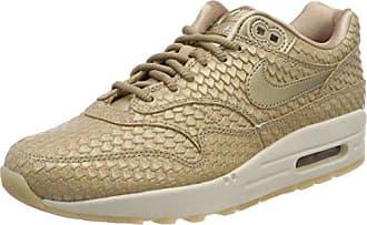 Nike Air Woven Chukka, Chaussures de Gymnastique Homme, Beige (Flaxflaxsailgum Med Brown), 44 EU