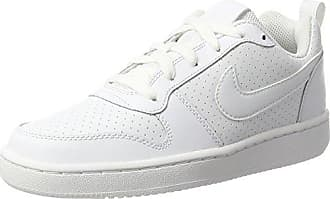 Nike Court Force Low, Zapatillas de Deporte para Hombre, Blanco (White/White-Gum Light Brown), 41 EU