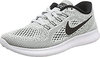 Nike Air Max Sequent, Chaussures de Running Entrainement Homme, Gris/Blanc/Noir (Gris Foncé/Noir-Platine Pur-Platine Métallique), 38.5 EU