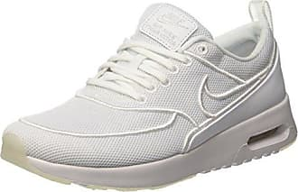 Wmns Air Max 1 Ultra Moire, Zapatillas de Deporte para Mujer, Blanco (SMMT Wht/Cl Gry-Mtllc Slvr-Whi), 39 EU Nike