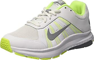 Nike Wmns Dart 12 Scarpe da corsa Donna Bianco White/Stealth/Volt 42 EU 7.