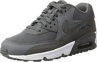 Nike Air Max Sequent 2, Scarpe da Trail Running Donna, Nero (Black/White-Dark Grey-Wolf Grey), 40.5 EU