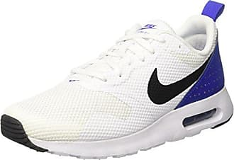 Nike Air Zoom Structure 20, Chaussures de Running Homme, Blanc (White/Black-Blustery-Space Blue-Cerulean), 42.5 EU