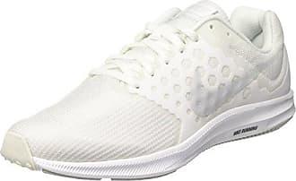 Nike Downshifter 7 Scarpe Running Uomo Bianco White/Pure Gris Platinum 41 E