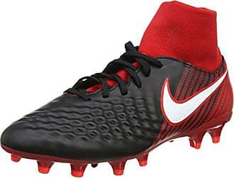 Nike , Chaussures de foot pour homme Multicolore noir/rouge - Multicolore - noir/rouge,