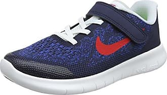Nike Free RN 2017 (TDV), Zapatillas Unisex Bebé, Azul (Obsidian/University Red-Racer Blue-Photo Blue 405), 23.5 EU