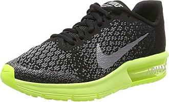Nike Wmns Genicco Prem, Zapatillas de Deporte para Mujer, Negro (Black/Black-Wolf Grey), 38 EU