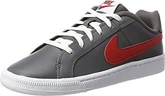 Court Royale GS, Zapatillas de Gimnasia para Niñas, Gris (Dk Grey/Univ Red/White), 36 EU Nike