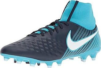Hypervenom Phelon 3 DF FG, Zapatillas de Fútbol para Hombre, Azul (Obsidienne/Bleu Gamma/Bleu Bleu Glacier/Blanc), 42 EU Nike
