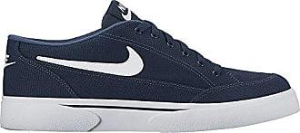 Nike , Baskets pour homme Blanc Weiß / Blau / Türkis 42.5