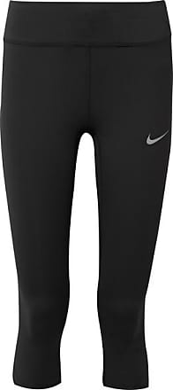 Legging En Dri-fit Stretch à Rayures Nikelab H1 - NoirNike