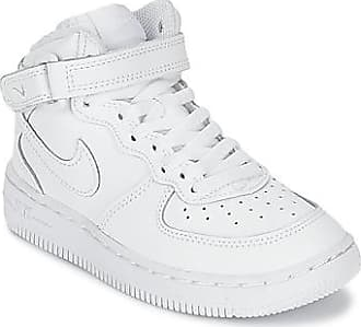 nike sneakers alte bianche
