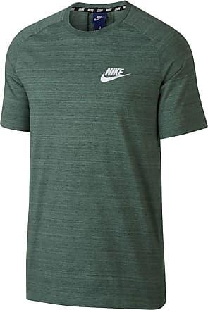 nike t shirt verde