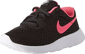 Nike Tanjun (TDV), Zapatillas de Estar por Casa Bebé Unisex, Negro (Black/Black 001), 17 EU