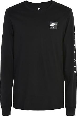 HPRW1/2 ZIP ENG OIL GLITCH - TOPWEAR - T-shirts Nike