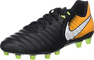 Nike Tiempo Legacy II AG-R, Chaussures de Foot Homme, Vert-Verde (Clear Jade/Black-Volt), 39 EU