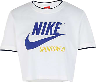 TOP CROP RIB ARCHIVE - TOPWEAR - T-shirts Nike