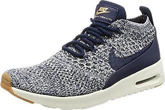 Nike Tennis Classic Ultra Flyknit, Zapatillas de Tenis para Hombre, Azul (College Navy/College Navy-Racer Blue), 46 EU