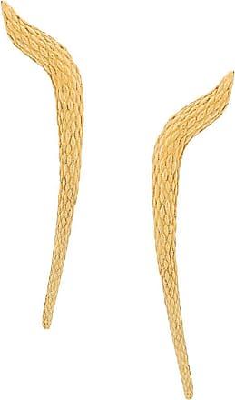 Niomo Elysia earrings - Yellow & Orange