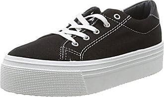 Superga 2790 Nappaleaw, Zapatillas para Mujer, Negro (Black/White C39), 41 EU