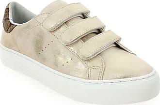 Arcade Sneaker Glow, Baskets Basses Femme, Beige (Sand), 41 EUNo Name