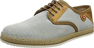 Da 2, Zapatos de Cordones Derby para Hombre, Gris (Grey 42), 46 EU Nobrand