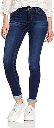 Jeans - Skinny - Femme bleu Bleu moyen denim 34W x 32L (taille fabricant: XXS/XS)Noisy May
