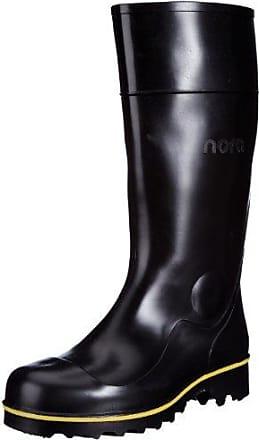 Nora Mega-Jan 75557 - Zapatos de protección S5 unisex, color verde, talla 36