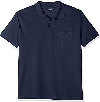 North 56-4 99011, Polo Homme, Blanc (0000), X-Large