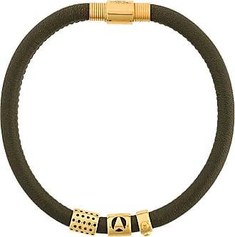The Code bracelet - Green Northskull