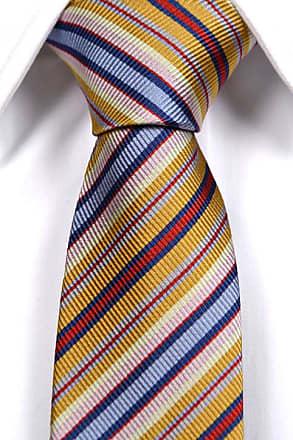 Necktie from Tieroom, Notch GOTTFRID, multi-colored stripes Notch