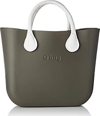 OBAG Womens B002_078 Top-Handle Bag Multicolour Multicolore (Sabbia) O bag