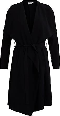 Klassische Jacke Dames Zwart Object
