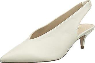 Miranda, Zapatos con Tira de Tobillo para Mujer, Negro (Black Leather 00078), 36 EU Office