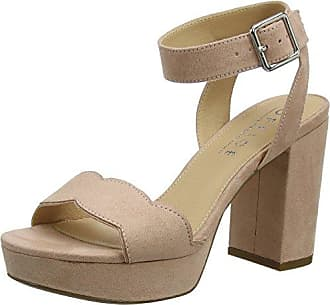 Mystic, Zapatos con Plataforma para Mujer, Negro (Black 00000), 40 EU Office