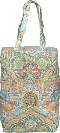 Spring Ovation Shopper Canal Blue Oilily