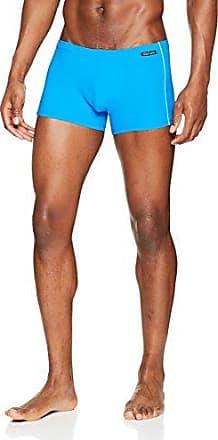 BLU1200 Beachpants, Bañador de Natación para Hombre, Azul (Blue 4000), S Olaf Benz