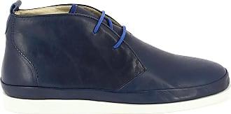 Chadwell, Chukka Boots Homme, Bleu (Blue Blue), 40 EUDune London